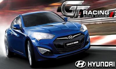 GT Racing Hyundai Edition на андроид