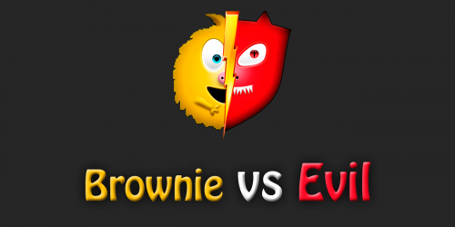 игра Brownie Vs Evil