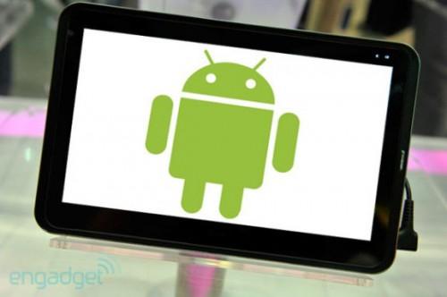видео на андроид планшете
