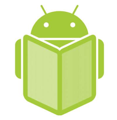 чтение книг на андроид