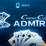 Онлайн казино Адмирал — игровые автоматы на смартфоне