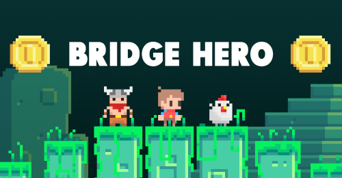 Bridge Hero 2d аркада