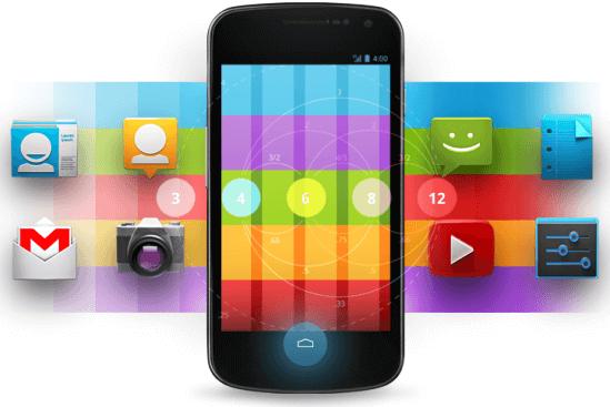 кастомная прошивка на андроид смартфон