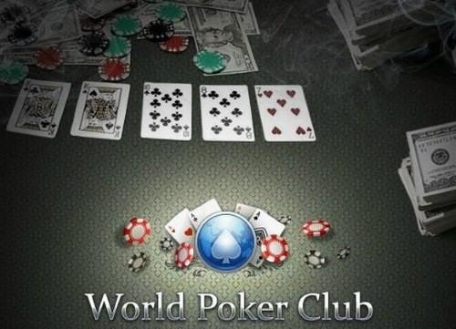 world покер клуб
